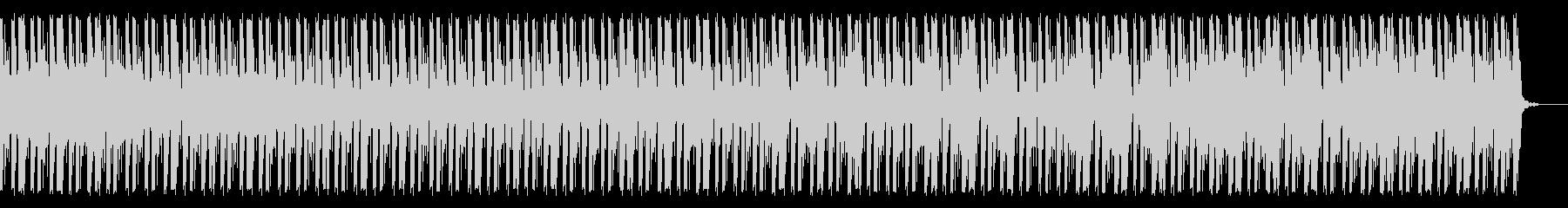 フリースタイルビート400の未再生の波形
