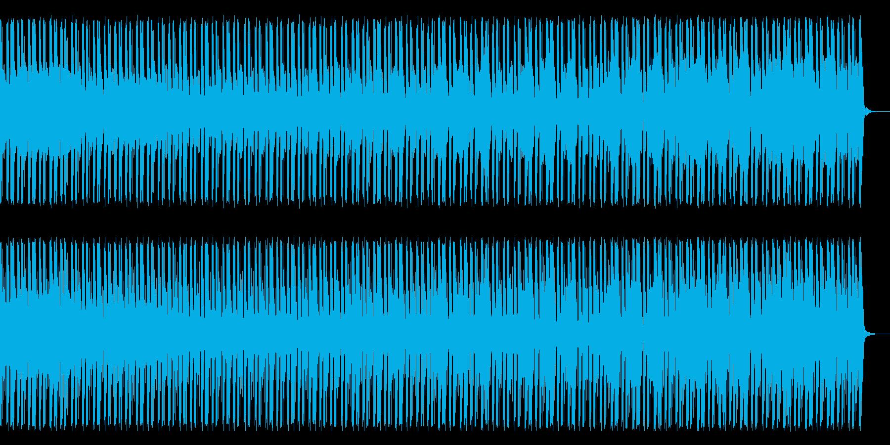フリースタイルビート400の再生済みの波形