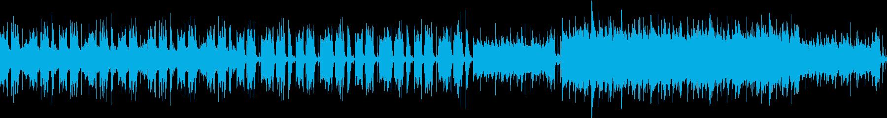 ポップバラード①優しさ/ビート【ループ】の再生済みの波形
