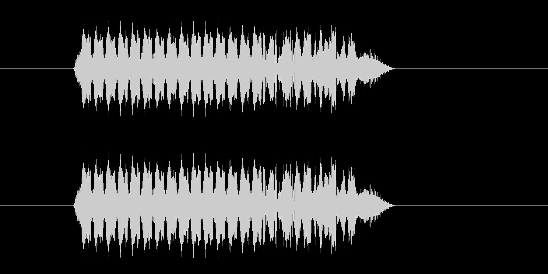 キュルキュルキュル(バラエティ、番組)の未再生の波形