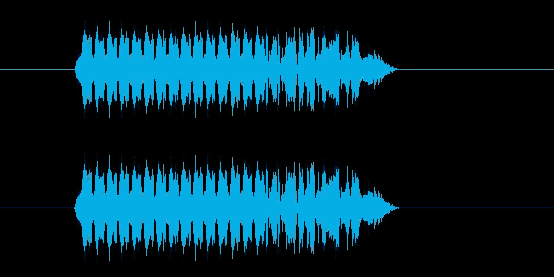 キュルキュルキュル(バラエティ、番組)の再生済みの波形