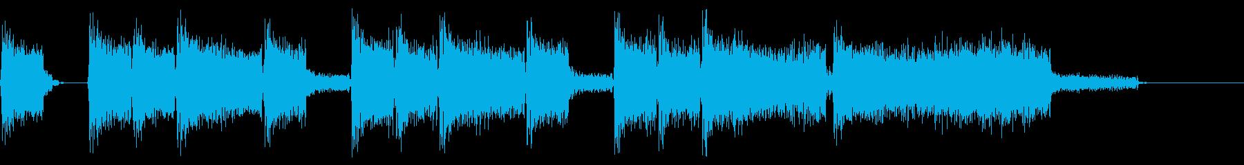ゲームクリア ステージクリア 8bitの再生済みの波形