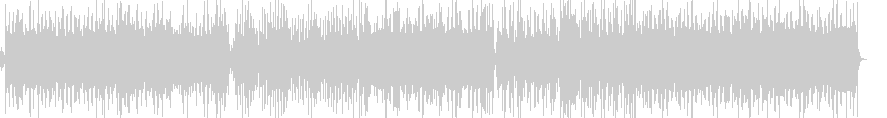 ボサノバ/ピアノ/ナイロンギター/カフェの未再生の波形