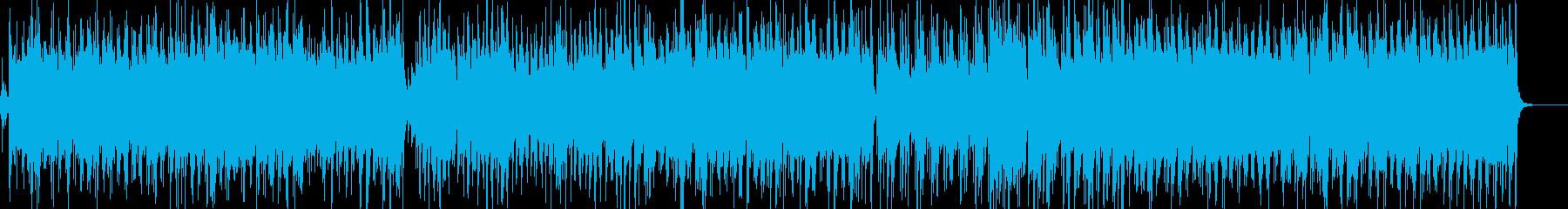 ボサノバ/ピアノ/ナイロンギター/カフェの再生済みの波形