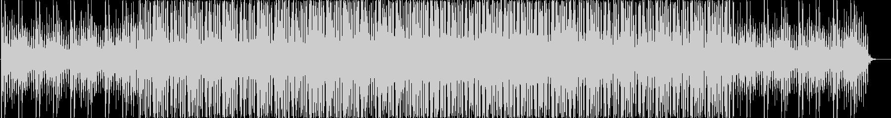 シンプルでクールなドラムンベースの未再生の波形