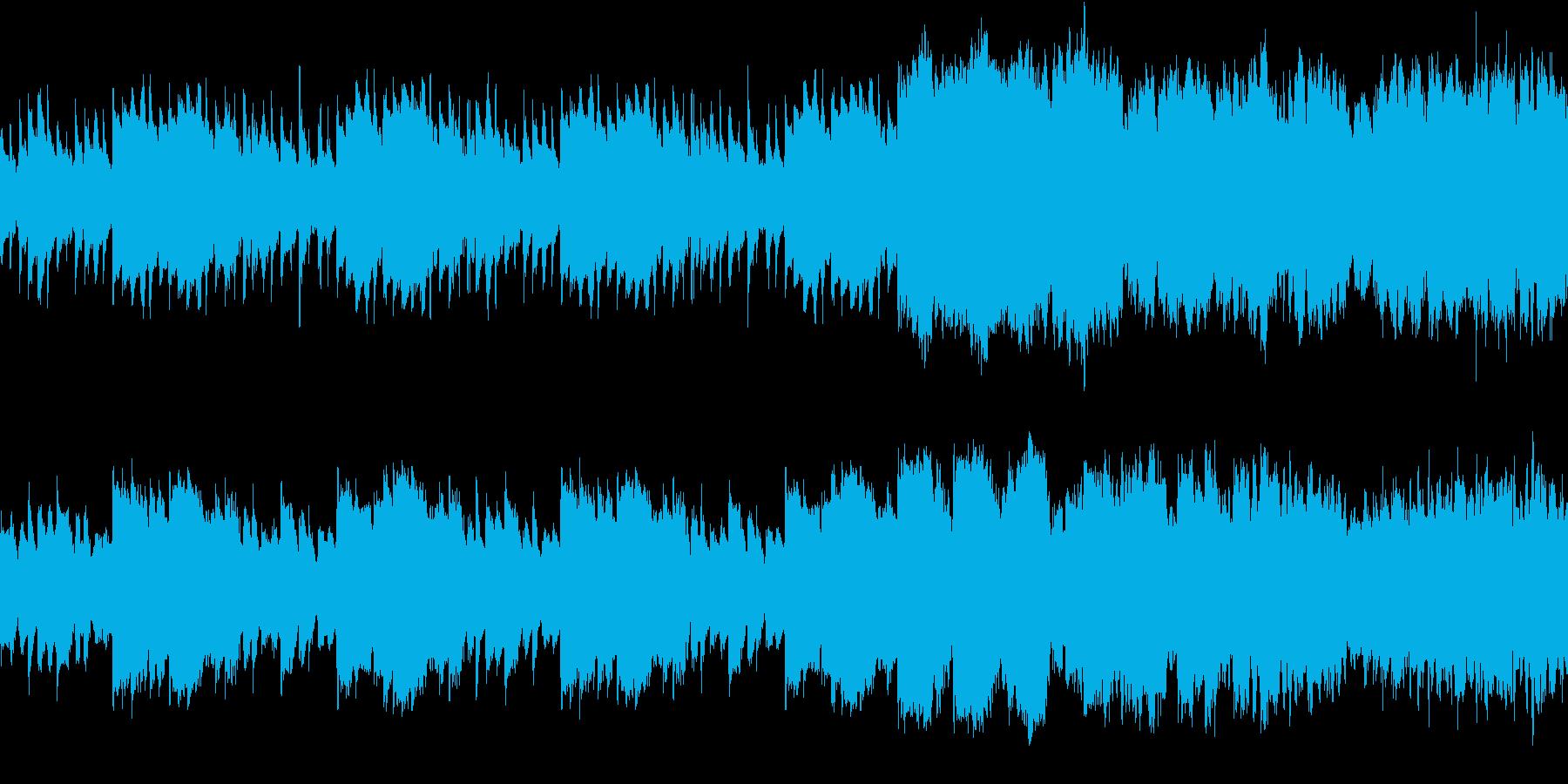 のんびりお姫様のテーマ ループ の再生済みの波形