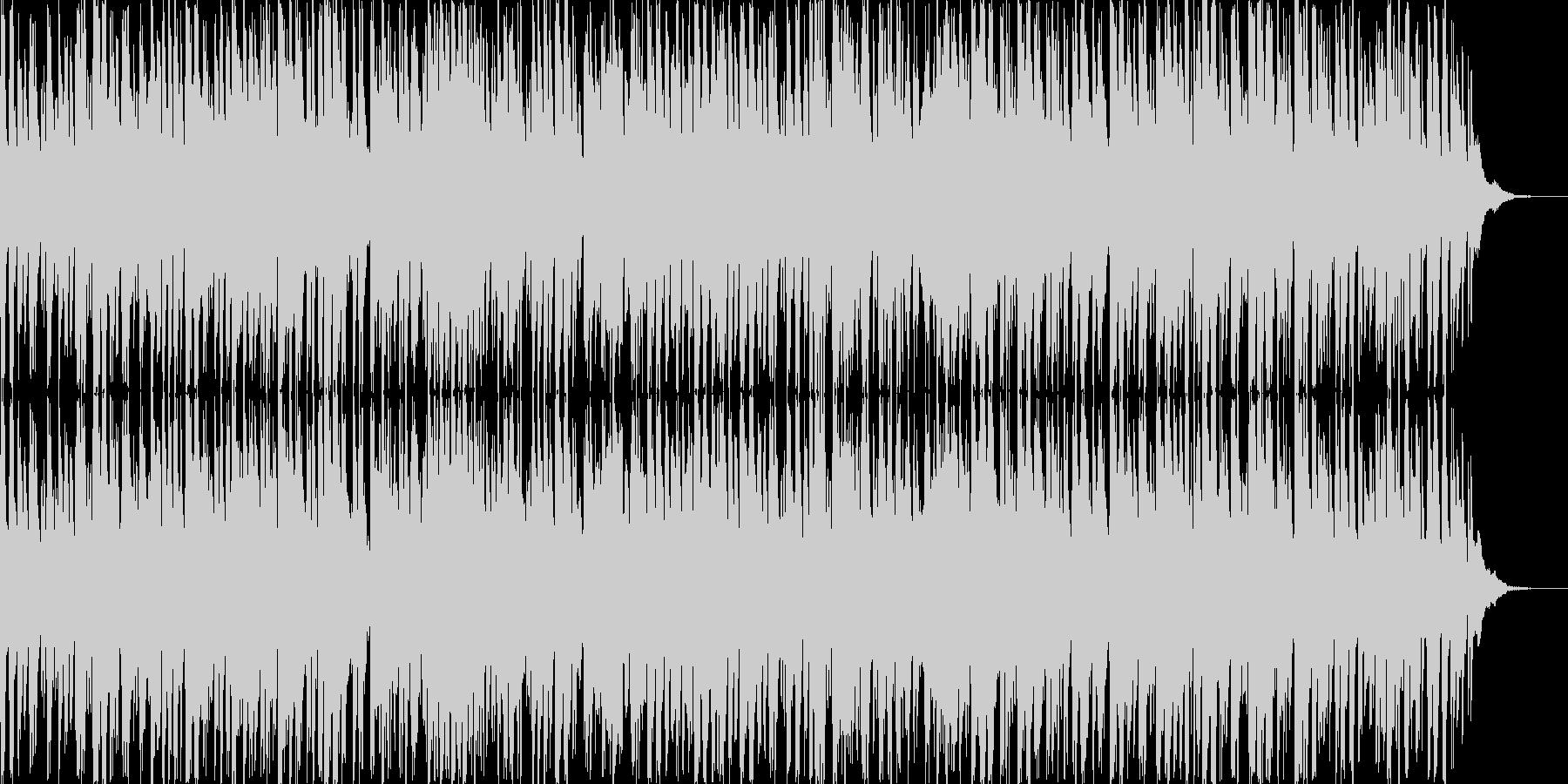 ダークなムード、ファンタジー系サウンドの未再生の波形