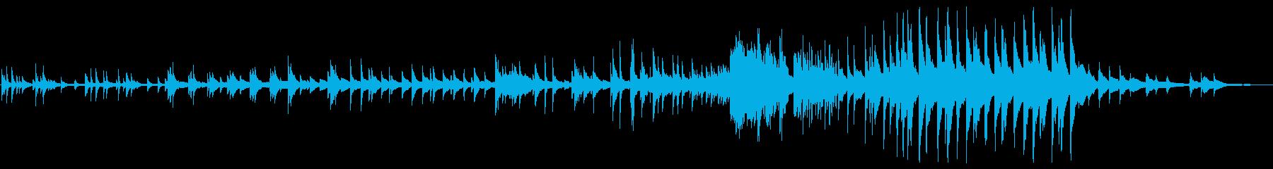 アンハッピーエンディング ■ ピアノソロの再生済みの波形