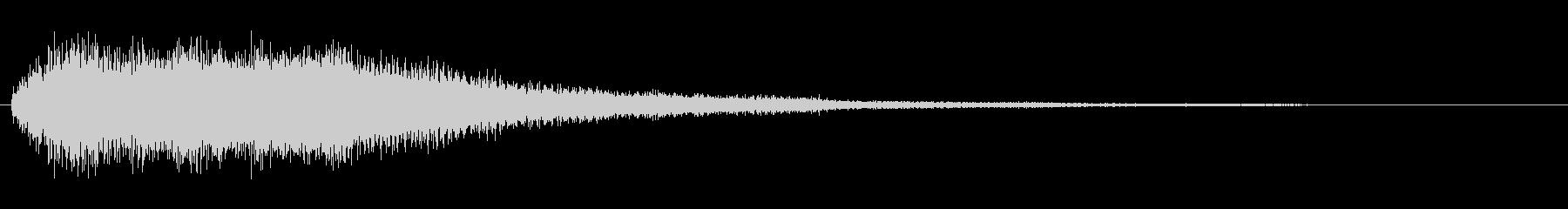 ↑アイテム・レベルアップ・魔法効果音の未再生の波形