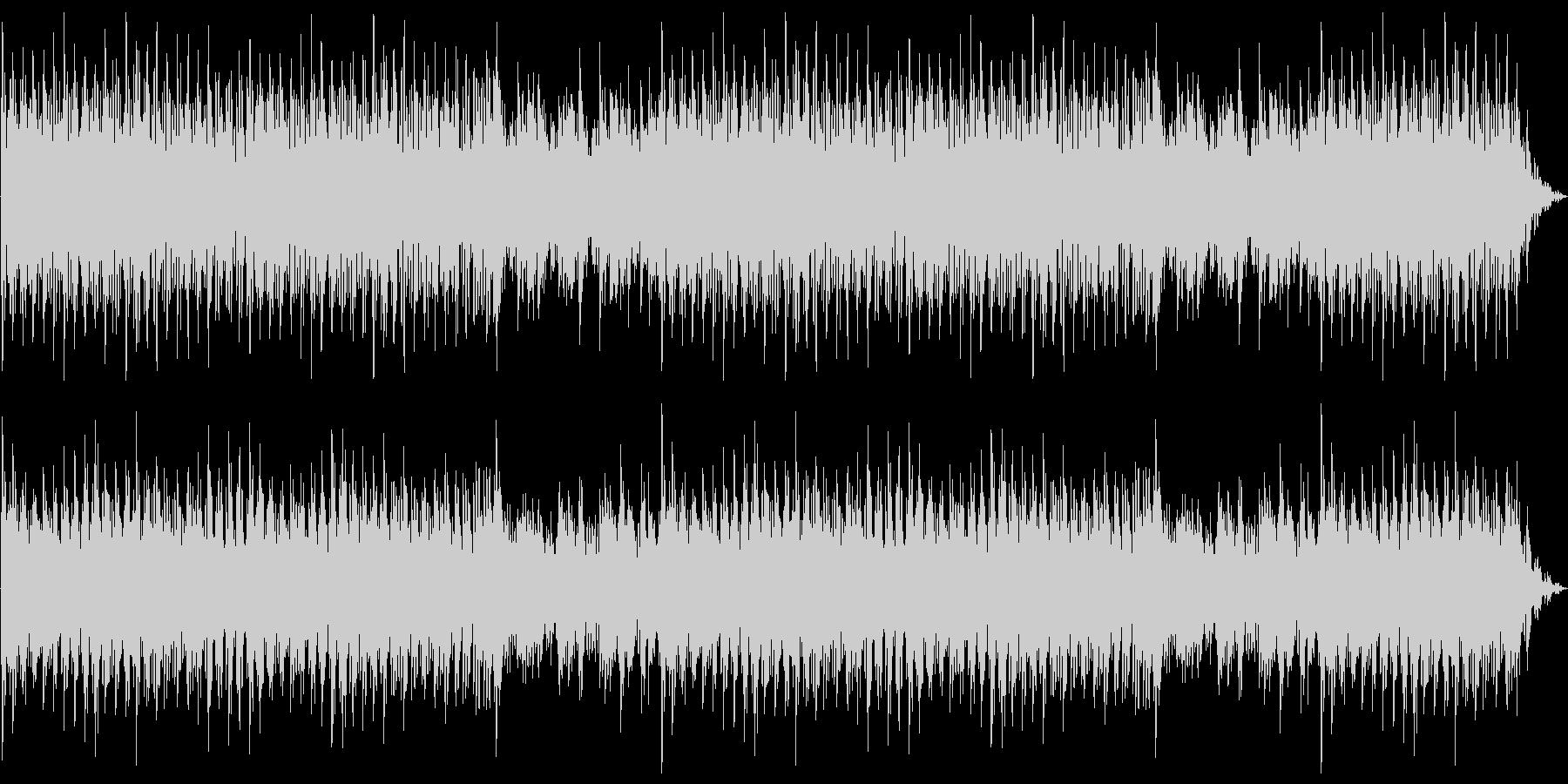 気高さと疾走感を描くクラシック曲:編集Aの未再生の波形
