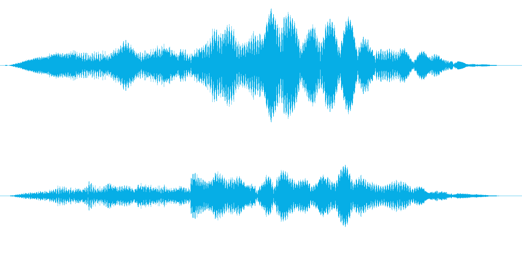 ホラー/恐怖の演出や場面転換に最適!04の再生済みの波形