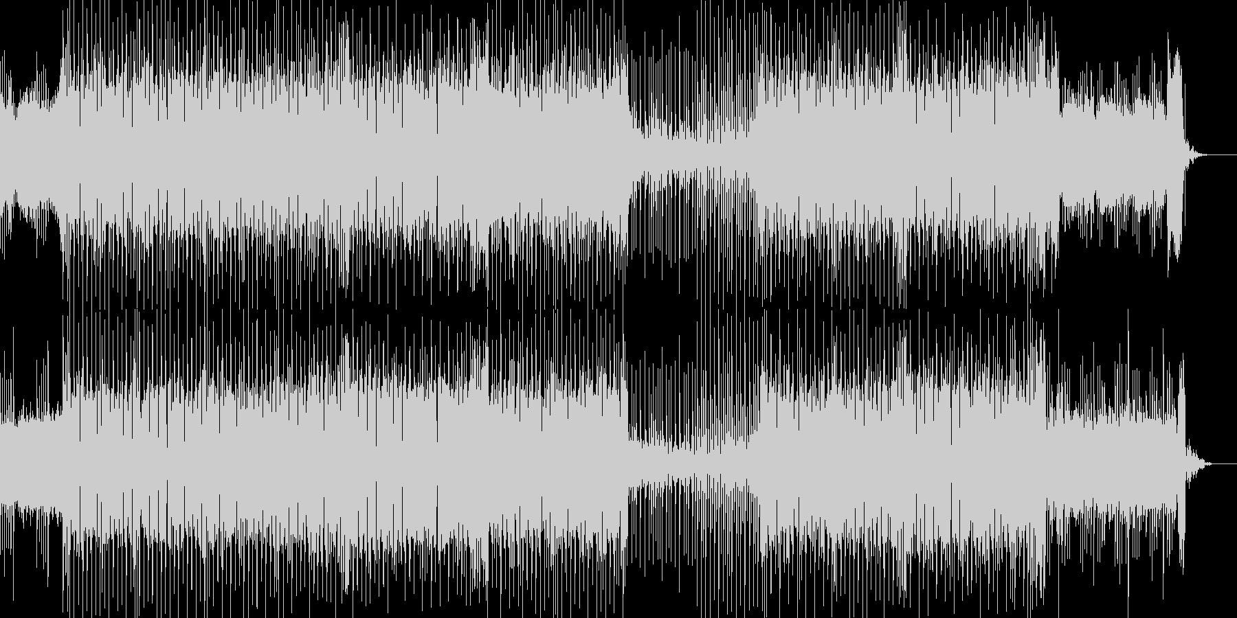切ないメロディと走り抜けるリズムが印象的の未再生の波形