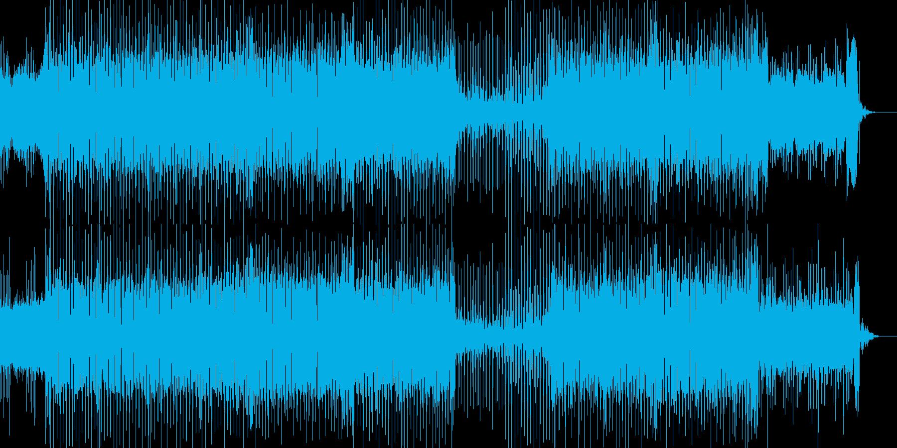 切ないメロディと走り抜けるリズムが印象的の再生済みの波形