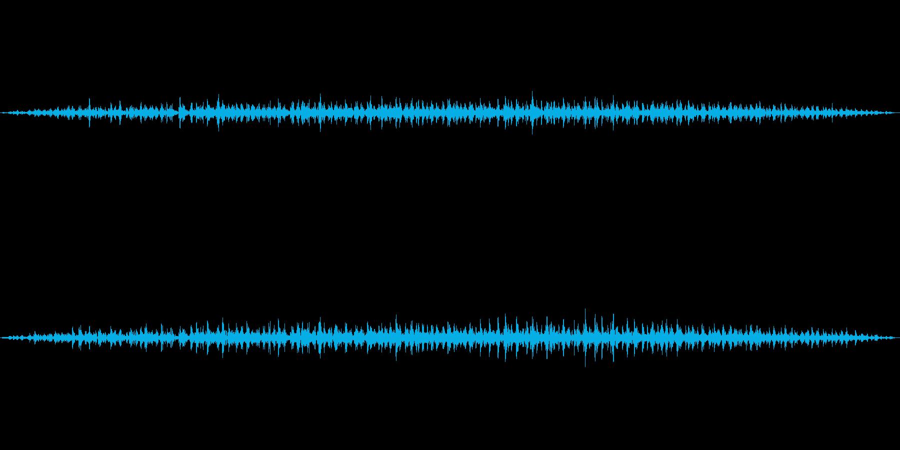 実験室 薬品製作 ブクブク ボコボコの再生済みの波形