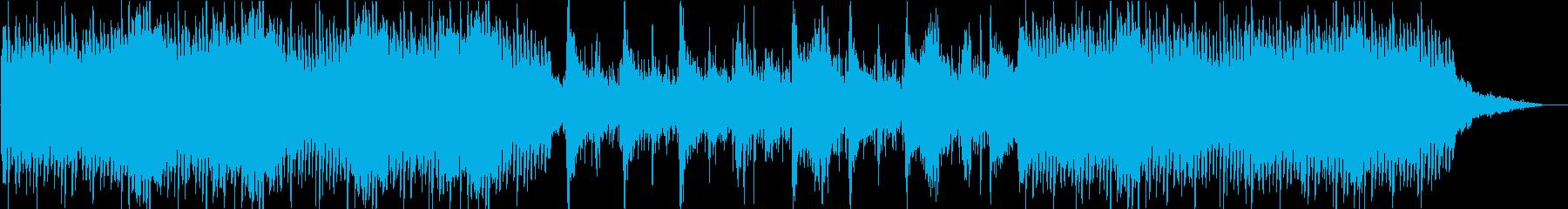 ピアノとストリングスのホラー曲です。似…の再生済みの波形