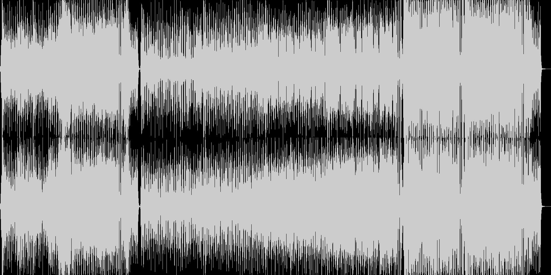 アコギアコーディオンバイオリン情熱的の未再生の波形