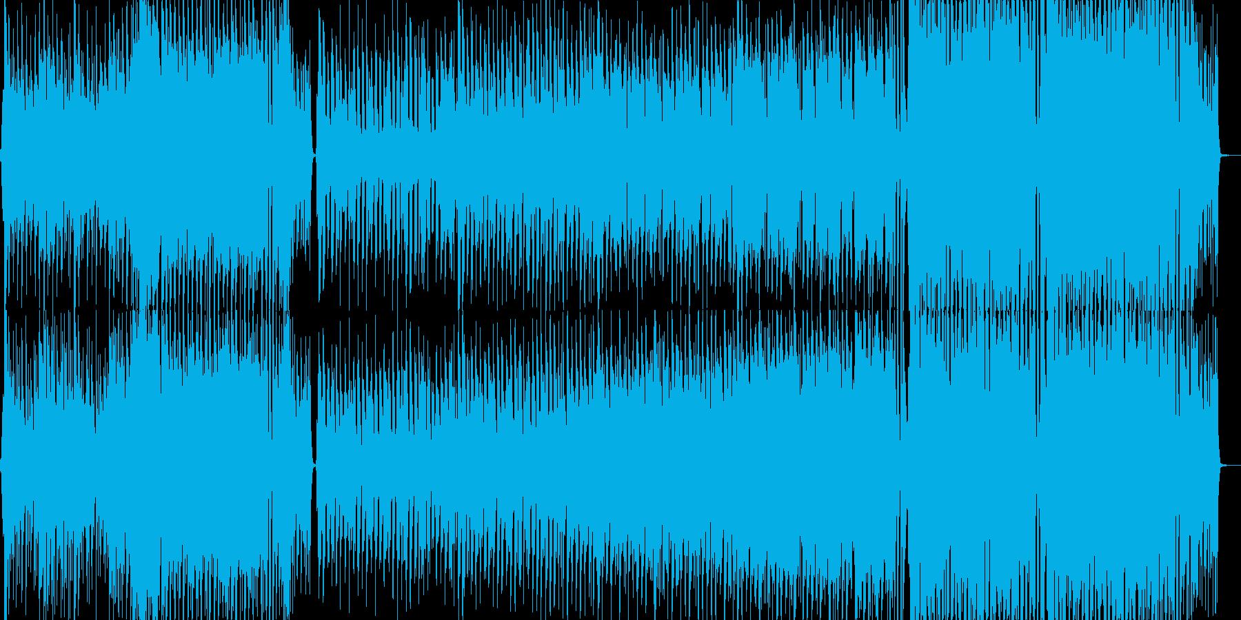 アコギアコーディオンバイオリン情熱的の再生済みの波形