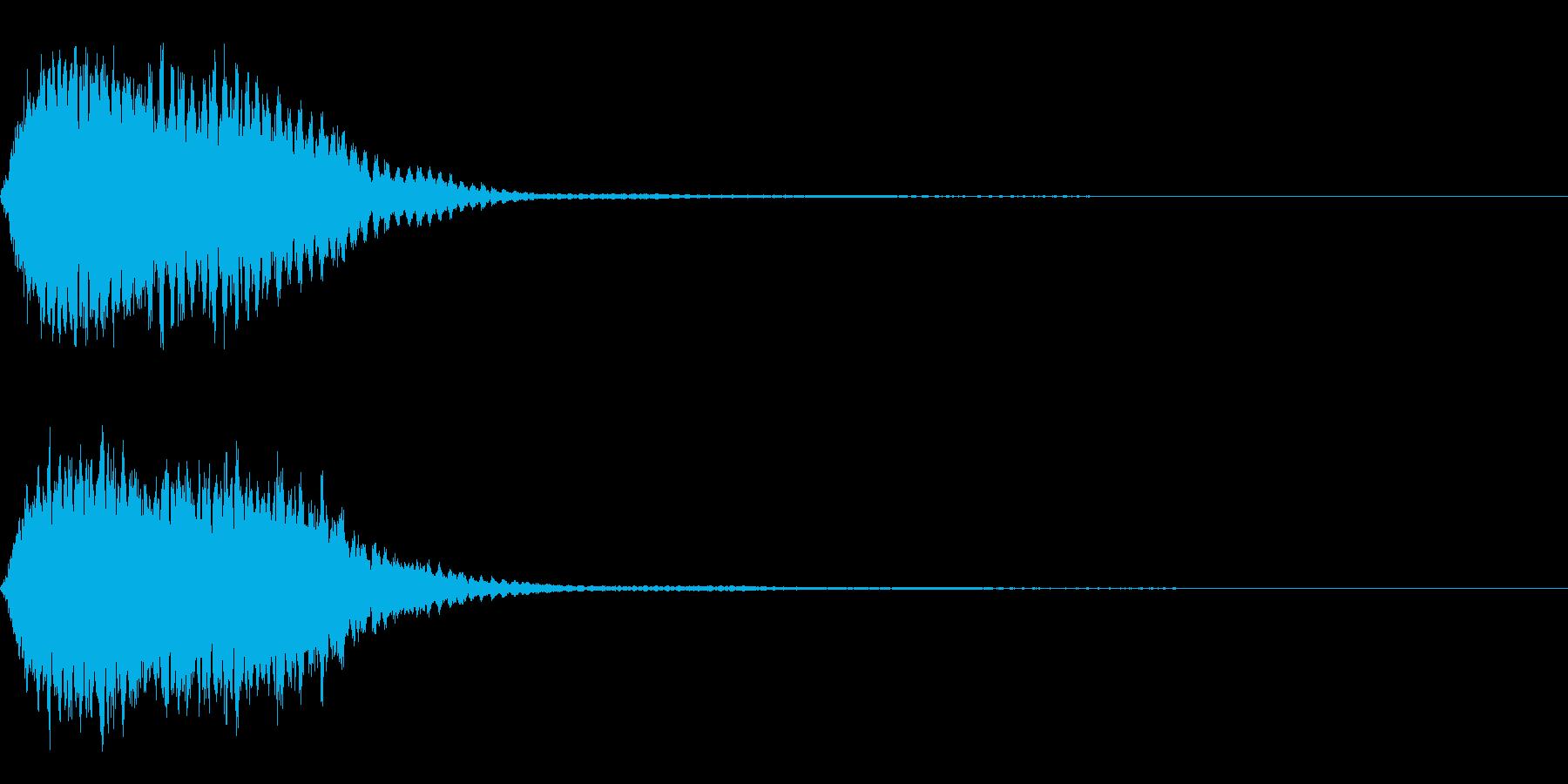 魔法21(回復・光・防御・補助系)の再生済みの波形
