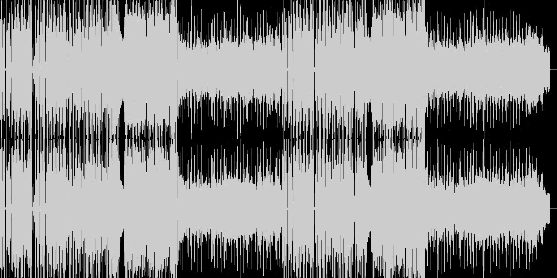 高音質♪レトロ風ピアノ曲カット版ありの未再生の波形