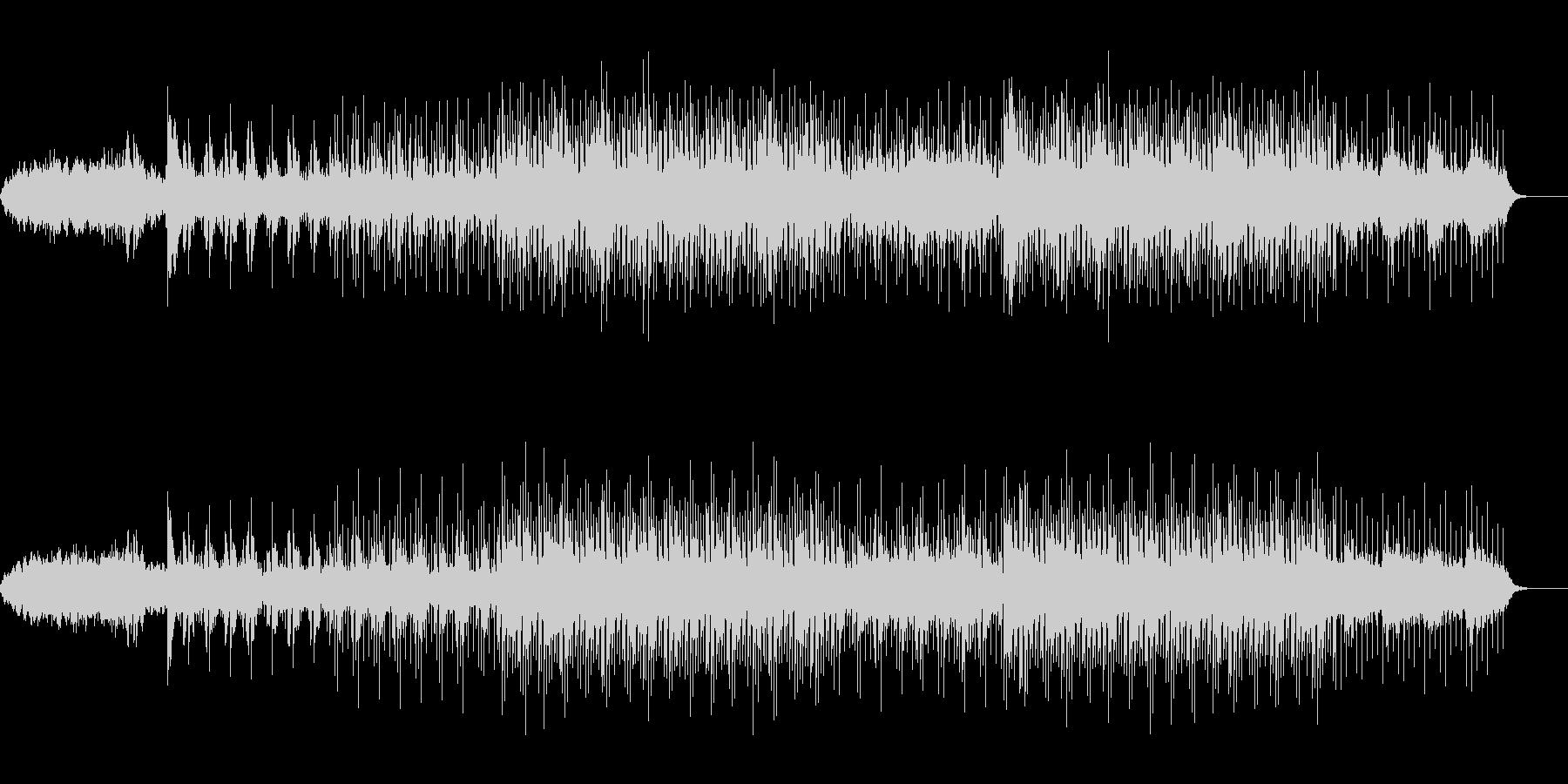 アンビエント環境音楽ヒーリング-02の未再生の波形