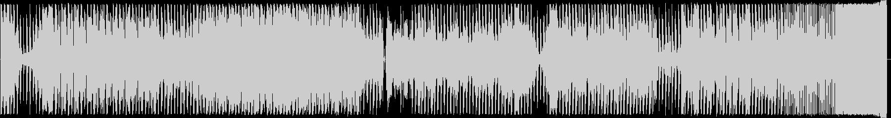 ループシーケンサーを使って初めて作った…の未再生の波形