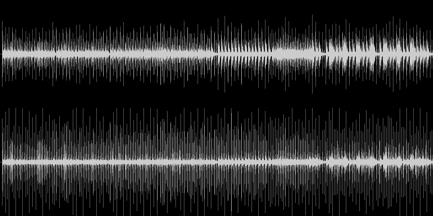 打楽器をメインにした、わくわくした弾む…の未再生の波形