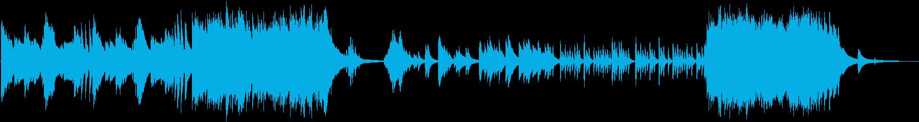 荒野の果てに よりクラシカルなピアノソロの再生済みの波形