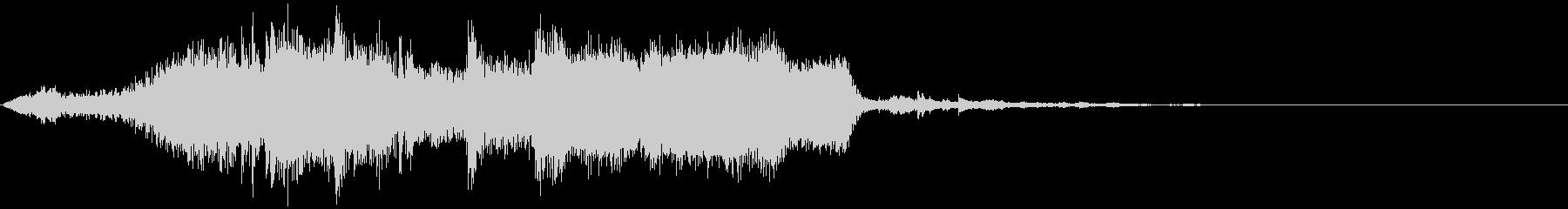 木管楽器とストリングスで構成したきらび…の未再生の波形