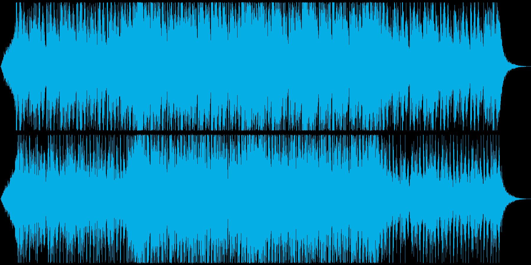 海外トレンドのファッショナブルサウンド!の再生済みの波形