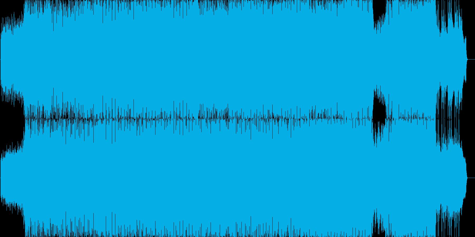 爽やか系のオリジナルインスト曲です。映…の再生済みの波形