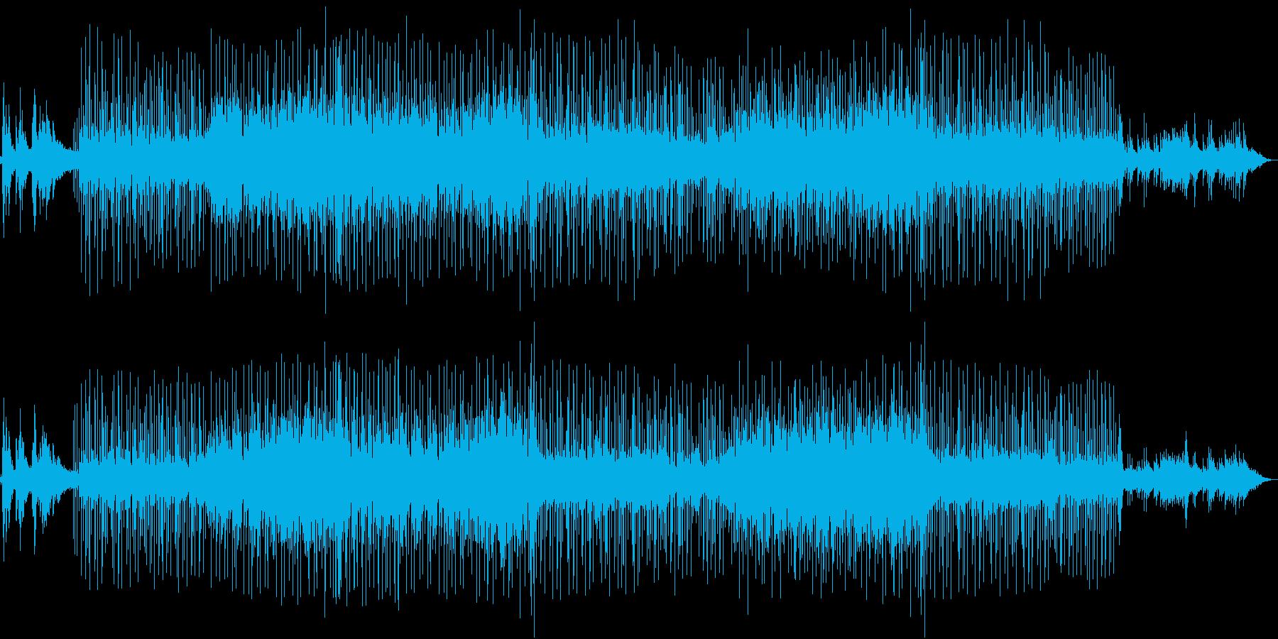 伝統中国音楽アレンジによるポップスの再生済みの波形