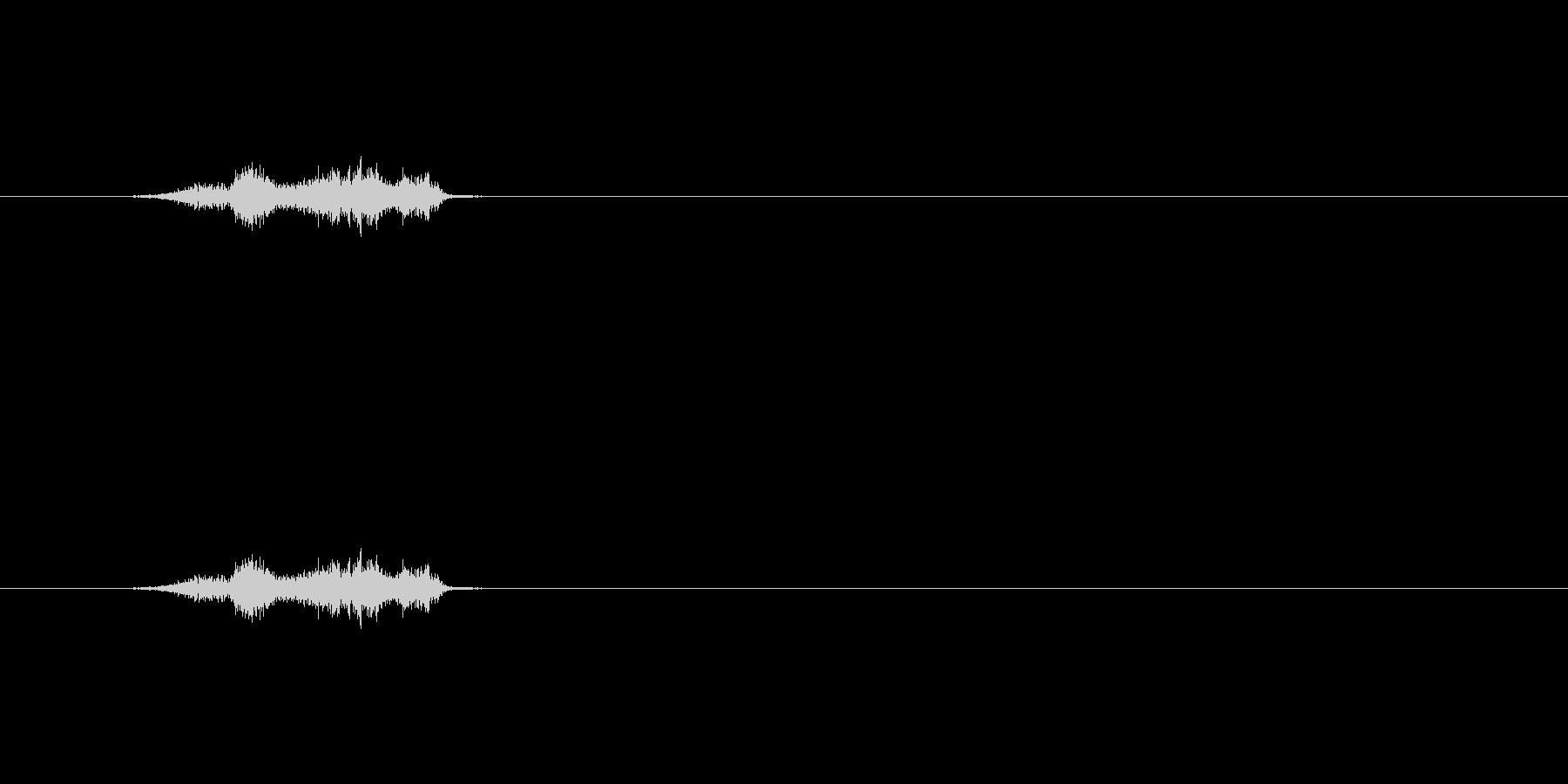 【フェルトペン03-06(丸)】の未再生の波形