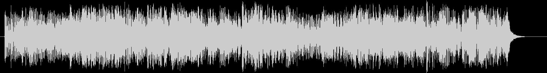 バッハの平均律のフーガを木管トリオでの未再生の波形