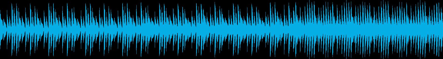 希望はあるよ、みたいな曲(ループ仕様)の再生済みの波形