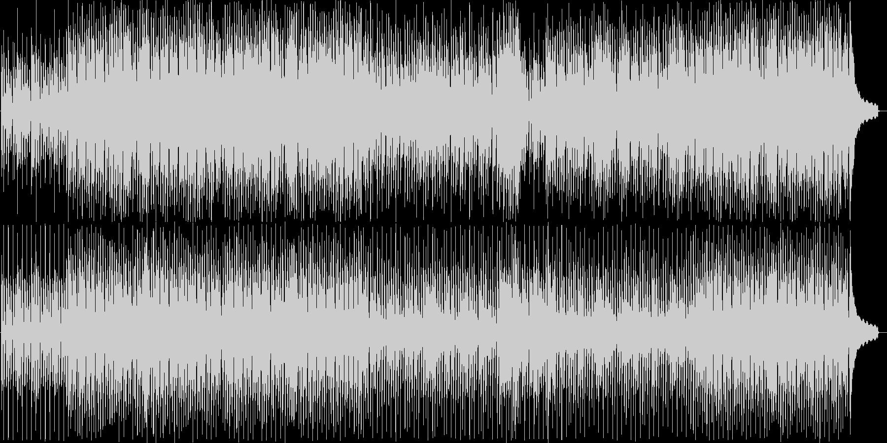 明るくポップな流行コーポレートサウンド♪の未再生の波形