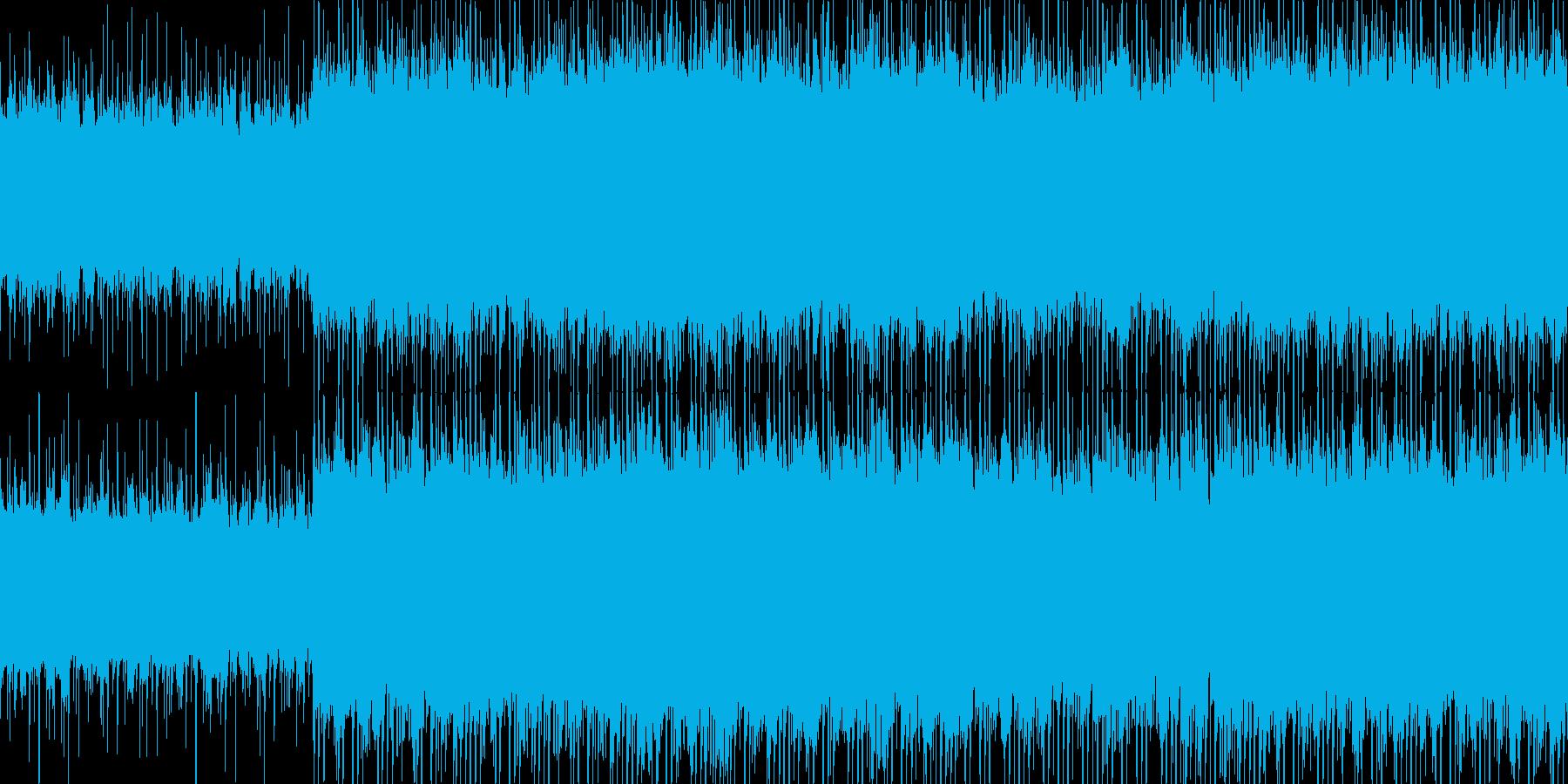 アコギ主体の爽やかなポップス3の再生済みの波形
