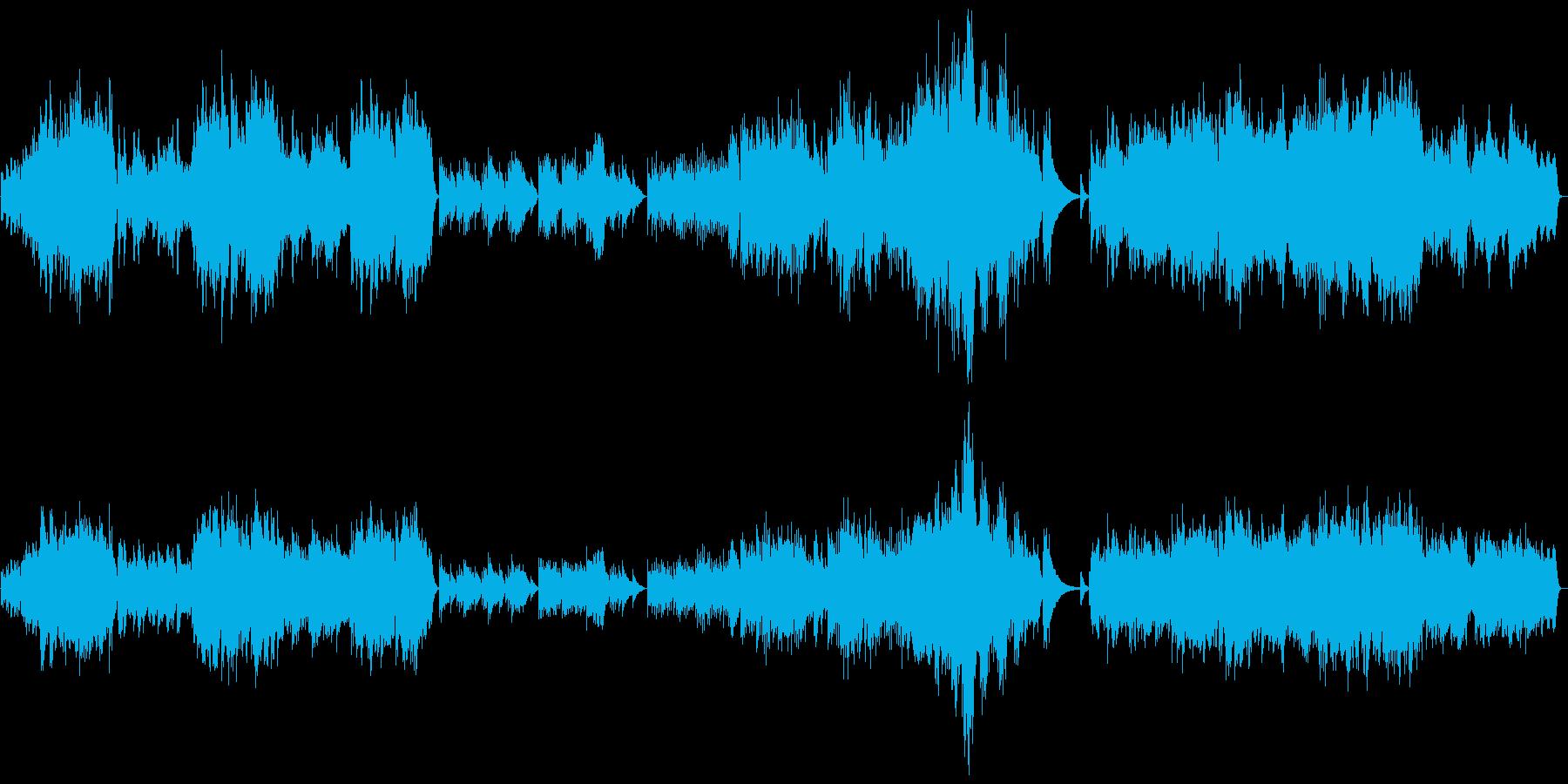 Greeting Preludeの再生済みの波形