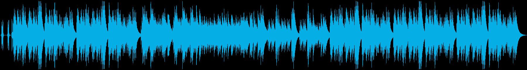 Cutetoys オルゴールVerの再生済みの波形