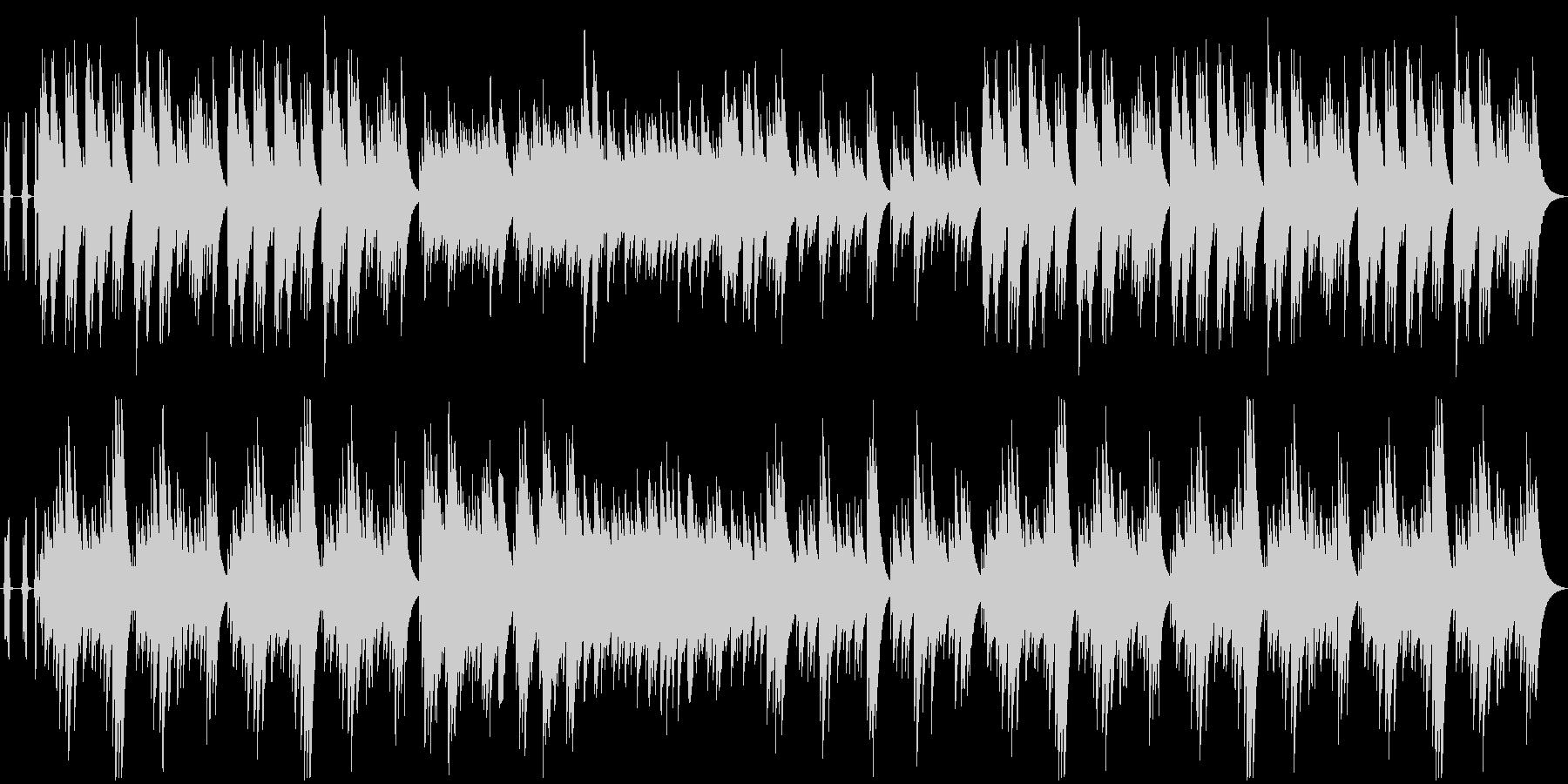 Cutetoys オルゴールVerの未再生の波形