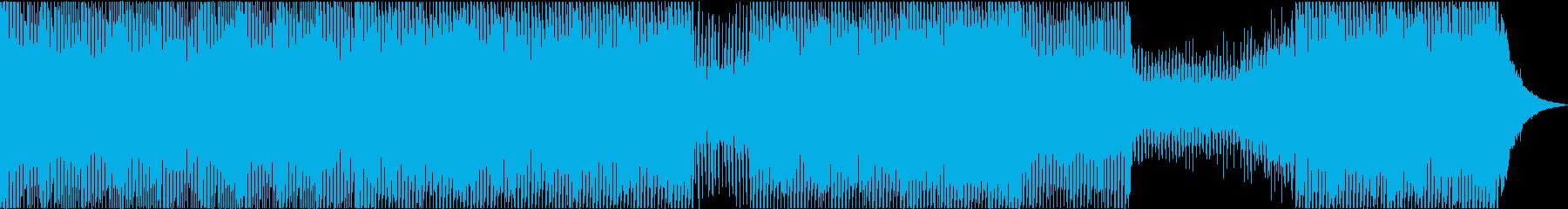 テクノ ジングルべル 楽しい イベントの再生済みの波形