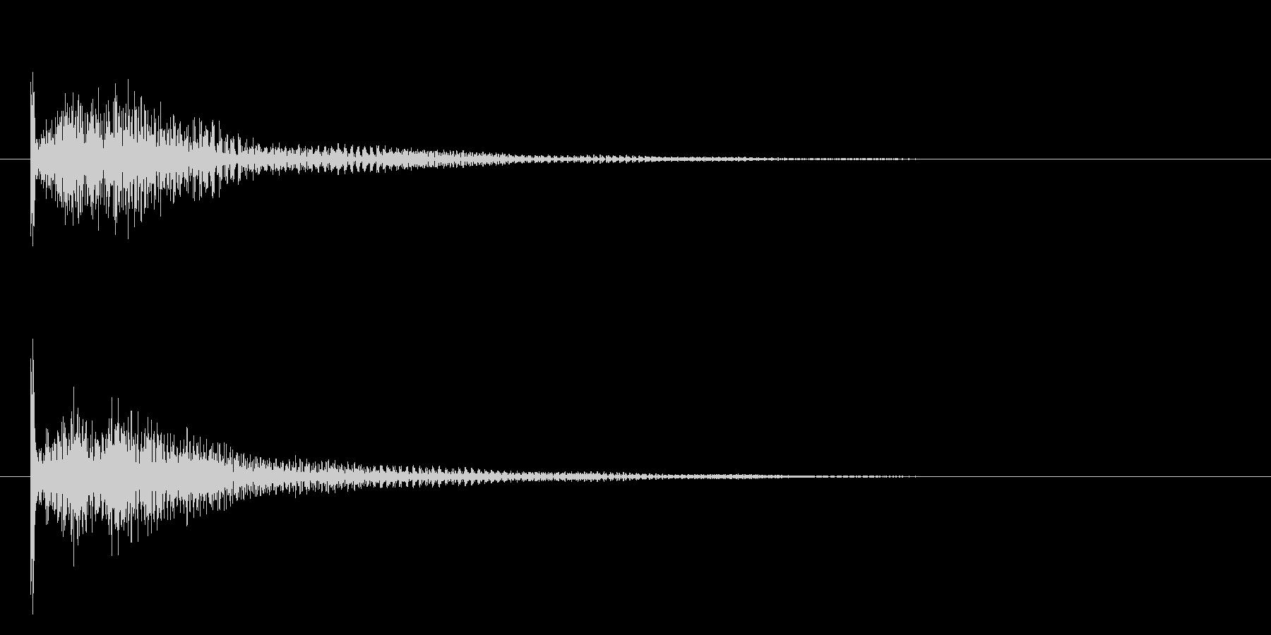 ディロンの未再生の波形