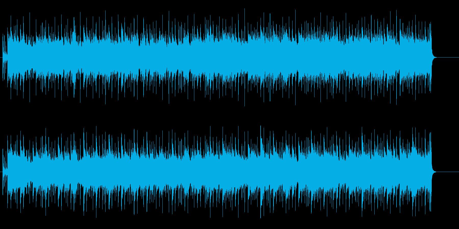 ヒューマンなロッカ・バラードの再生済みの波形