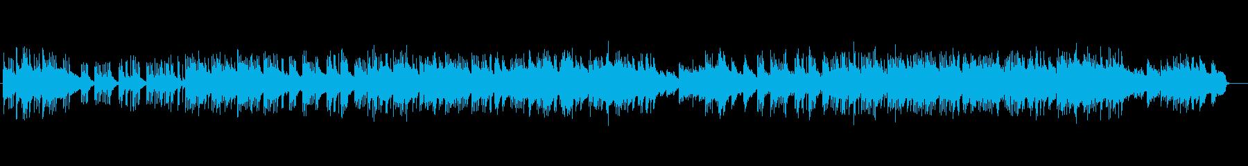 魅惑のトリスターナのオルゴールの再生済みの波形