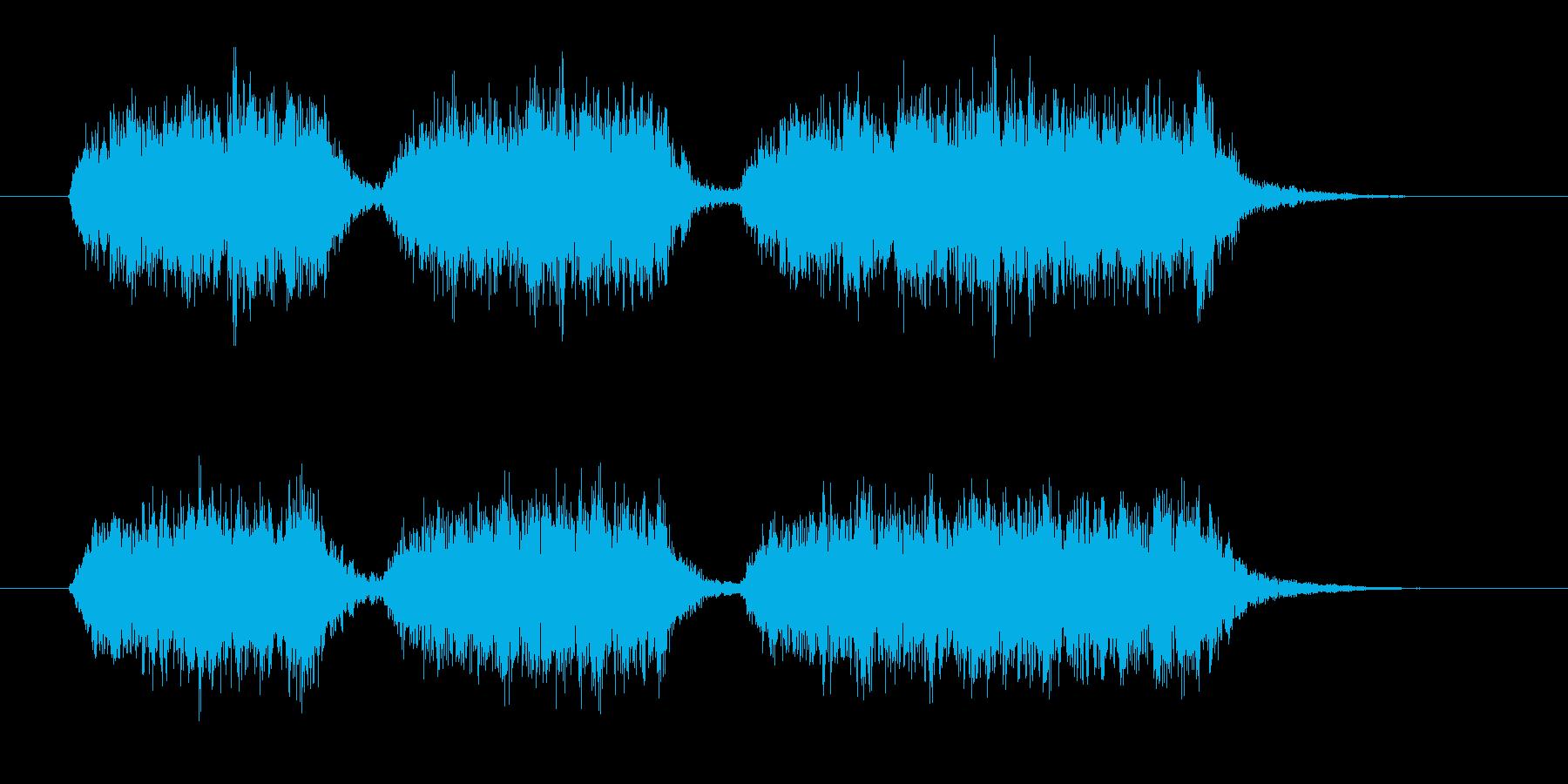 起立・気をつけ・礼(合唱版)の再生済みの波形