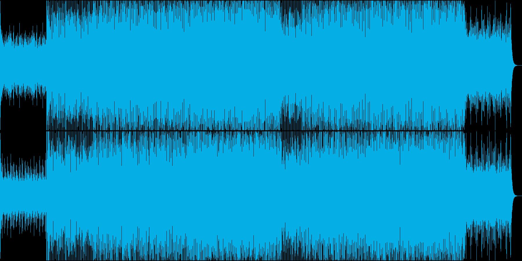 EDMクラブ系、製品紹介、商品紹介-05の再生済みの波形