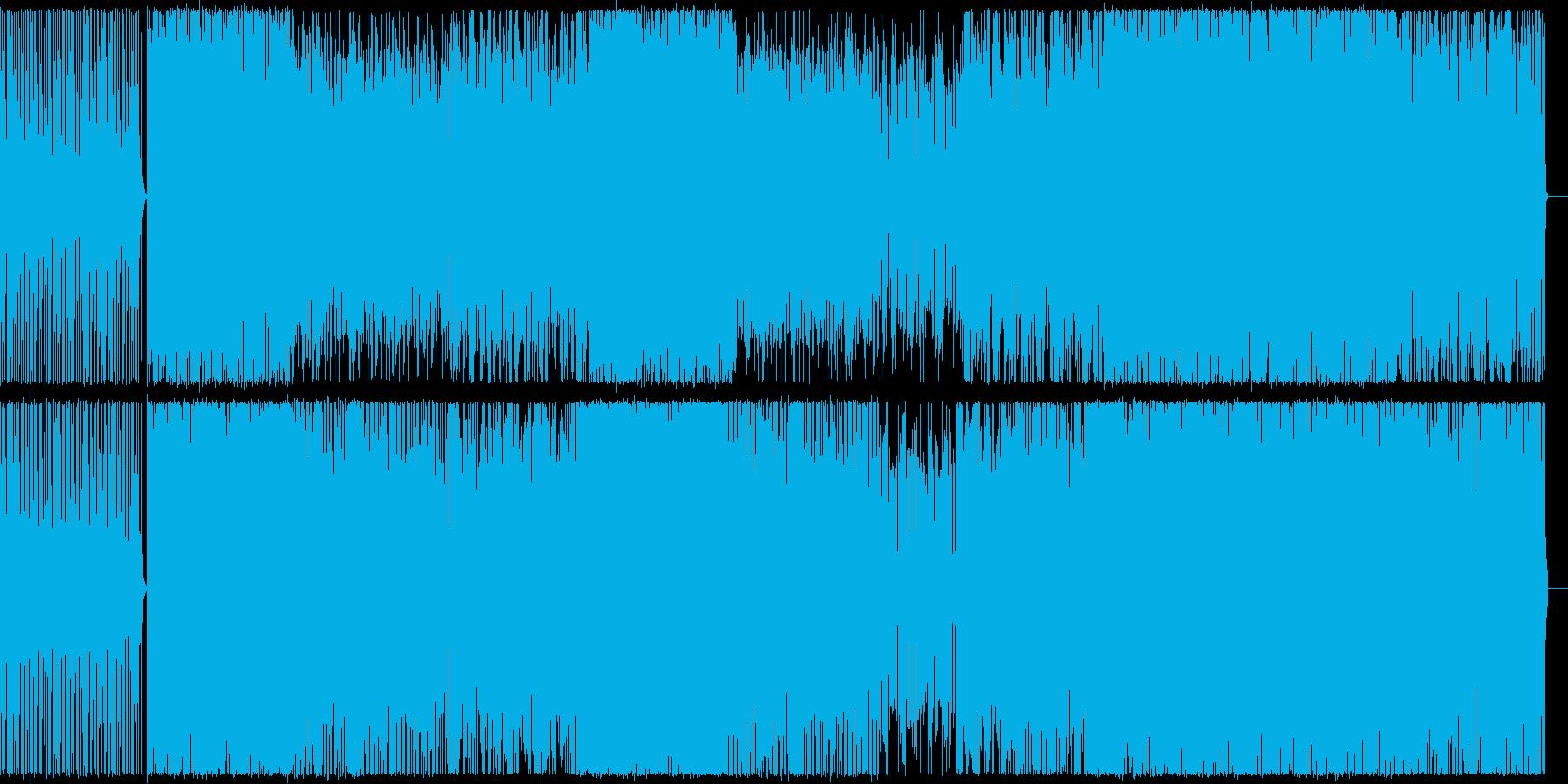 【ドラム抜き】三味線主体のかっこいい和…の再生済みの波形