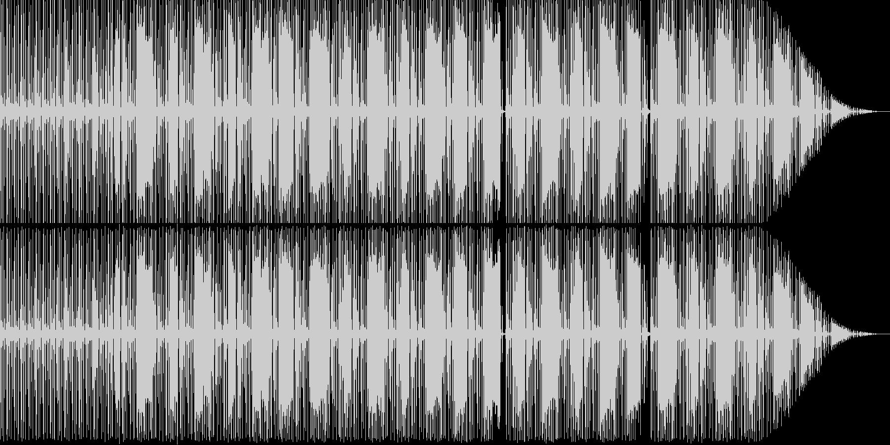 ASR10で制作したファットファンクの未再生の波形
