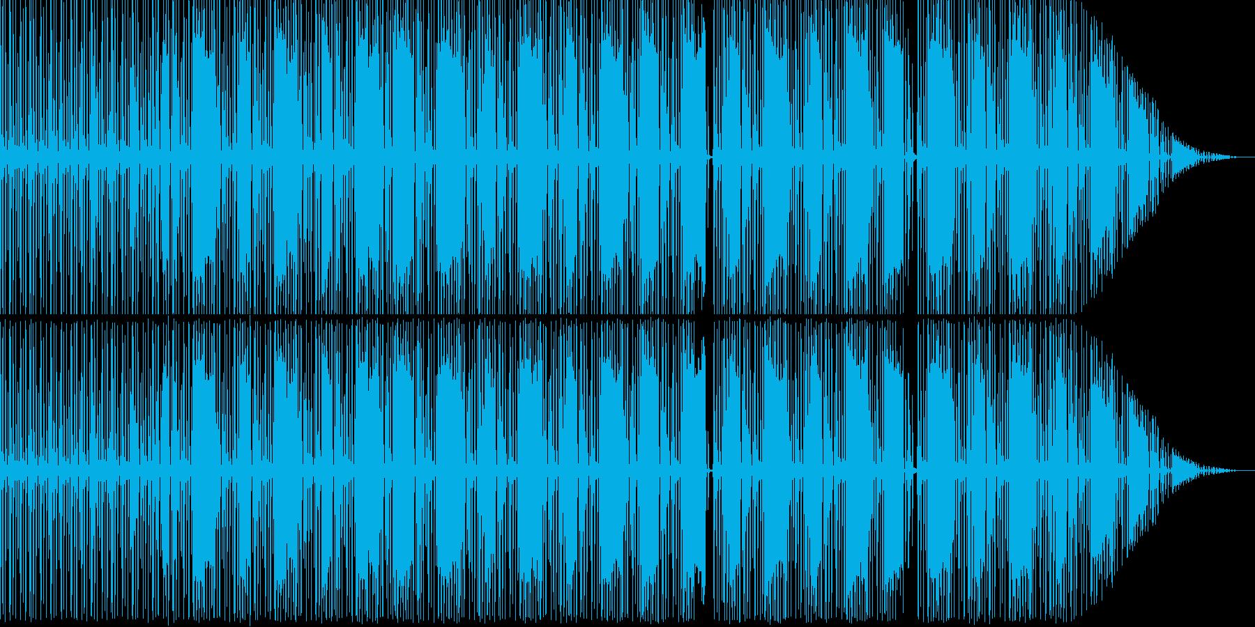 ASR10で制作したファットファンクの再生済みの波形