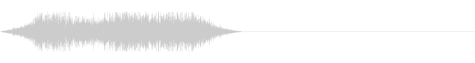 モンスターのアタック時に(魔法の前等に)の未再生の波形