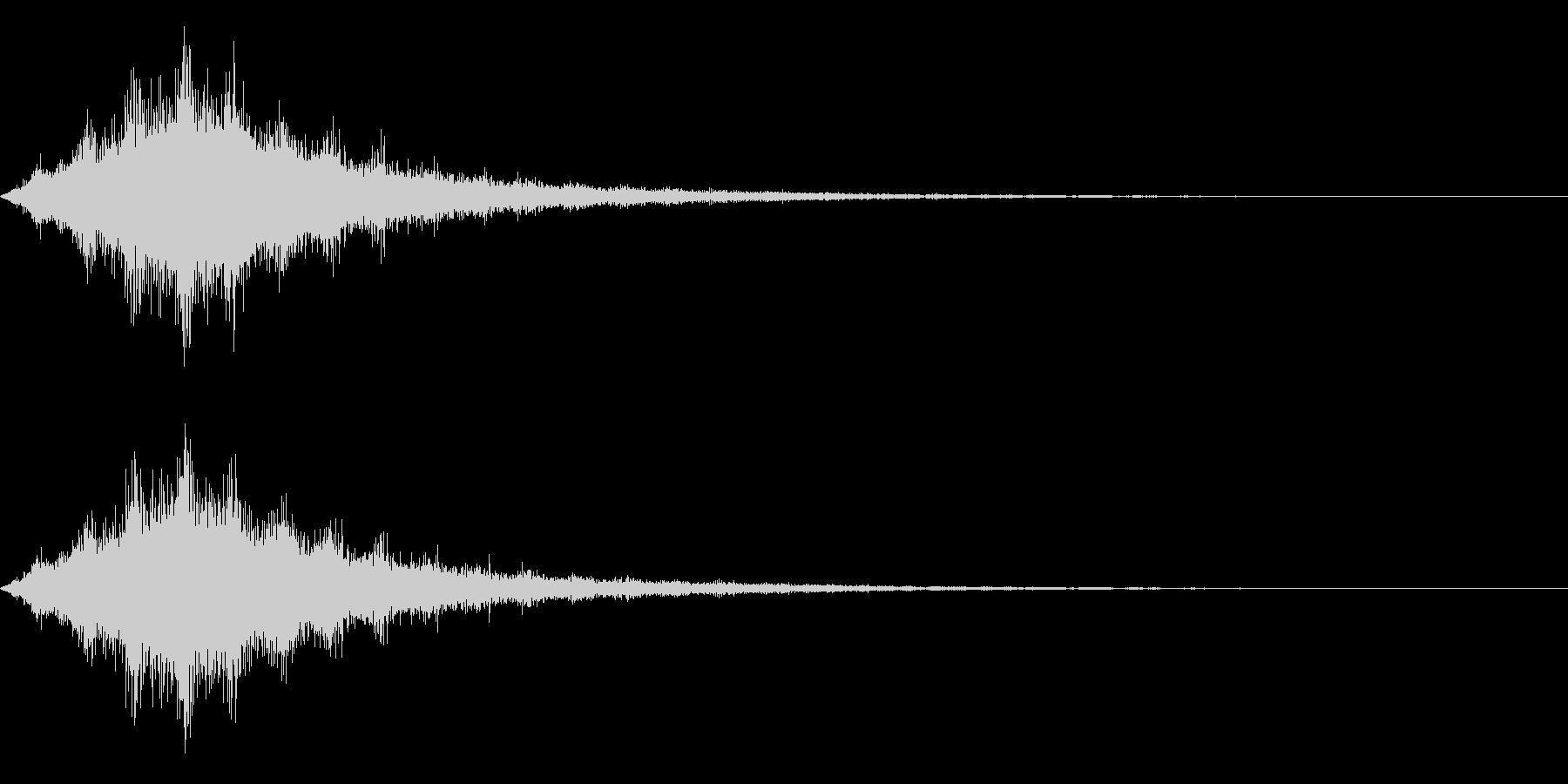 ワープ、SF、効果の未再生の波形